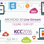 ARCHICAD 20 Tanıtımı - Canlı Yayın - 13 Haziran 2016, 17:00